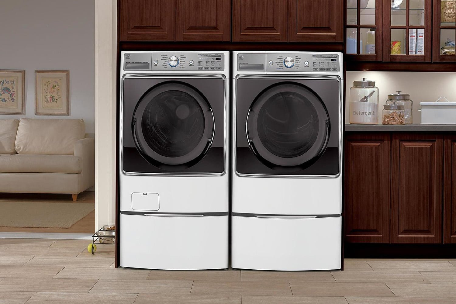 The Best Washing Machines Of 2018 Digital Trends Together With Samsung Electric Clothes Dryer Additionally Maytag