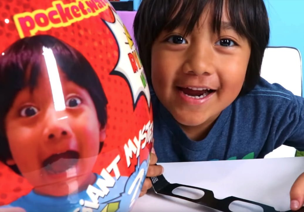 © Ryan ToysReview